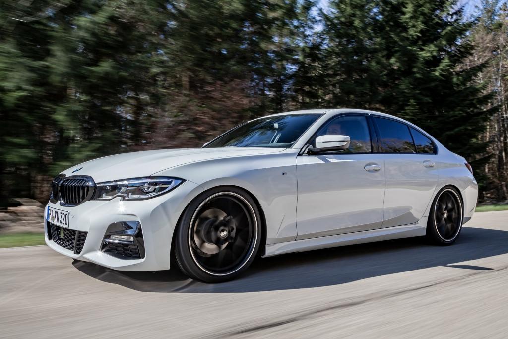 KW Gewindefahrwerke für BMW 3er G20