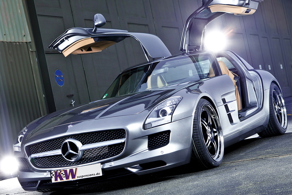 HLS Mercedes