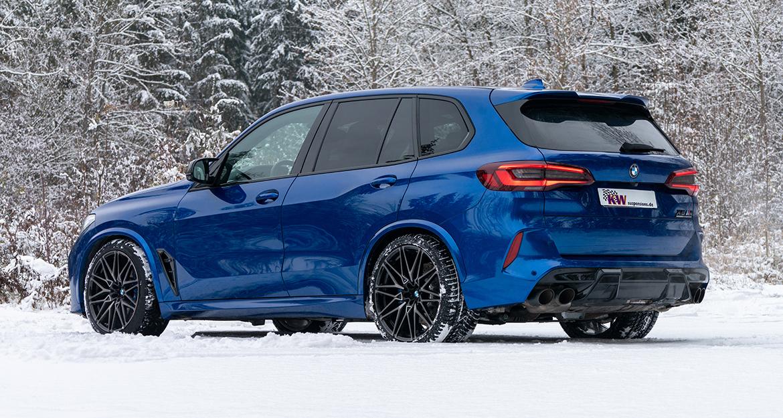 Mit der KW Variante 4 erhalten die SUV ein deutlich besseres Fahrverhalten.