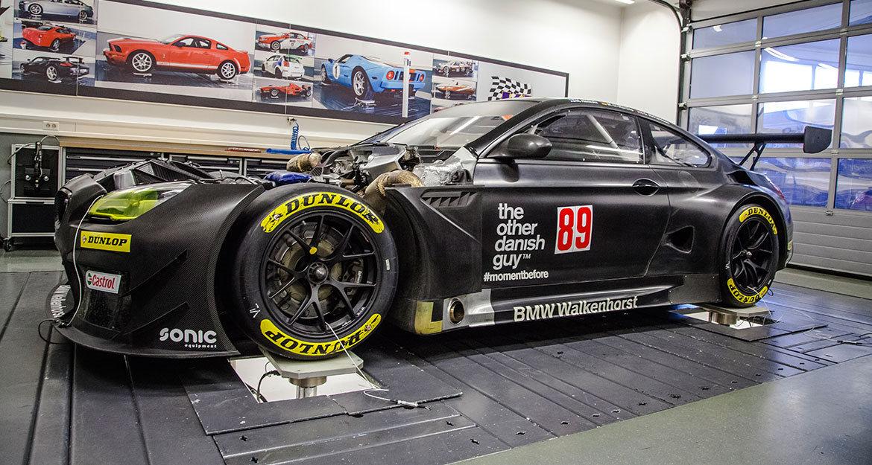 Seit Jahren setzen Werksmannschaften und Rennsportteams auf unser Engineering und die patentierte Ventiltechnik unserer KW-Competition-Fahrwerke sowie Abstimmungsdienstleistungen auf dem KW 7-Post Fahrdynamikprüfstand und der Rennstrecke wie bspw. hier der BMW M6 GT3 vom BMW Team Walkenhorst.
