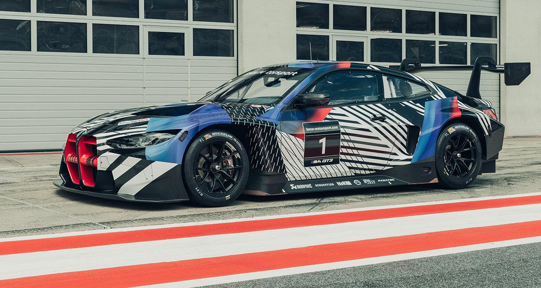 Im neuen GT3-Rennwagen von BMW wird die aktuelle Generation unserer neuen Verdrängerkolbendämpfer (KW Solid Piston Technology) zum Einsatz kommen.