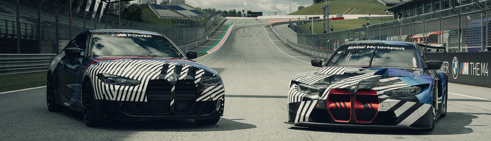 """KW automotive entwickelt und fertigt exklusiv für BMW Motorsport und BMW """"M Performance Parts"""" Fahrwerkkomponenten"""