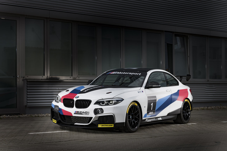 Alle BMW M240i Racing und M235i Racing sind ab Werk mit KW Dämpfern ausgerüstet.