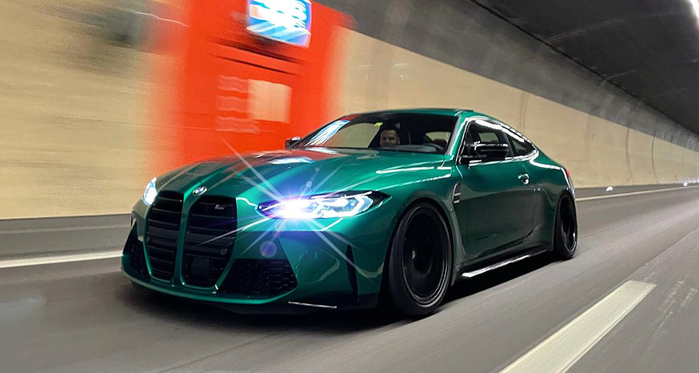 Die Möglichkeit die Dämpfer der KW Variante 4 zielgerichtet auf das eigene Alltagsfahrprofil ein- und abzustimmen, macht das in Deutschland hergestellte KW Gewindefahrwerk zur ersten Wahl beim BMW Tuning.