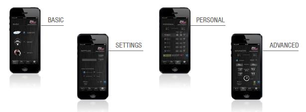 KW DDC iPhone App